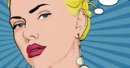 Lichtenstein Scarlett